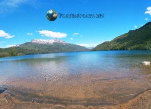 Lago Villarino Y Falkner, Patagonia correre