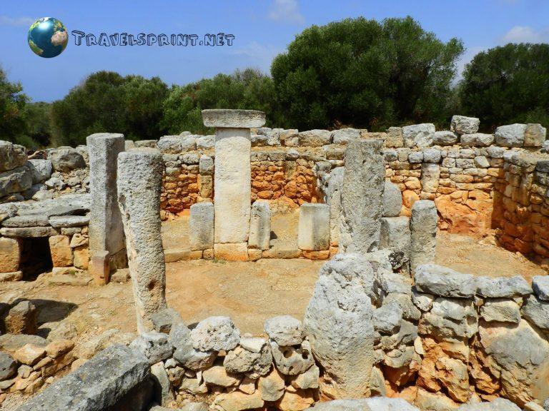 Torre d'en Galmes - Minorca, correre