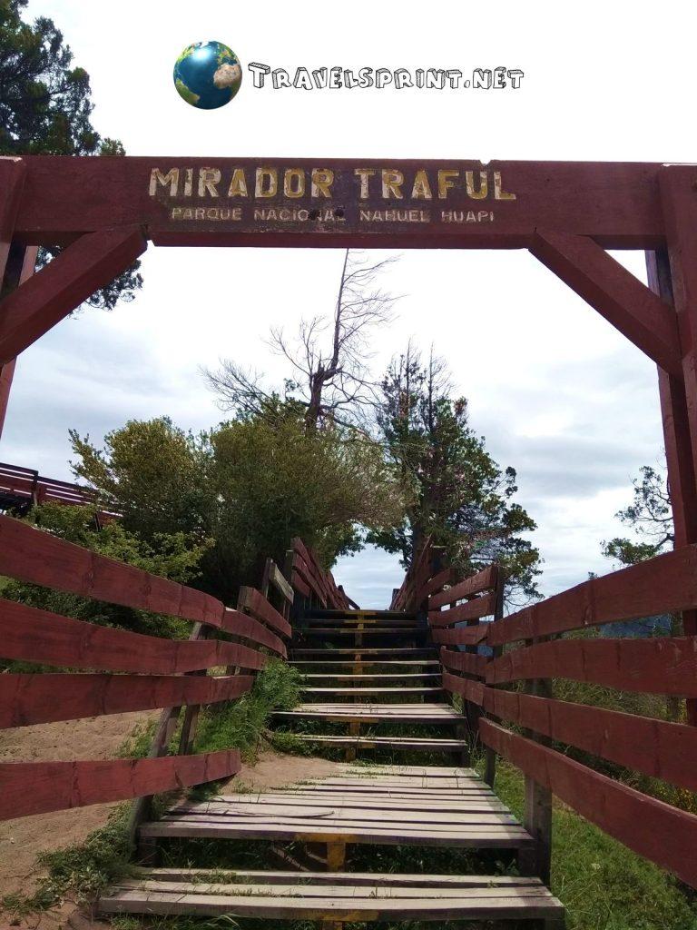 Mirador Del Viento, Correre in Patagonia, Villa Traful