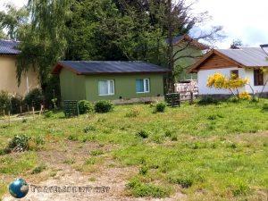 La casita verde, villa la angostura, correre in patagonia