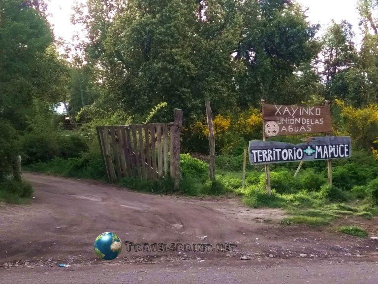 Territorio Mapuce, Villa La Angostura, correre in Patagonia
