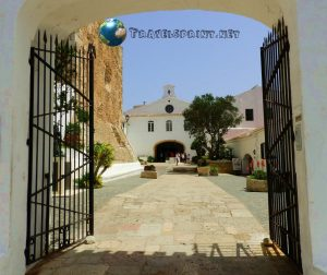 Santuario del Monte Toro, correre a Minorca