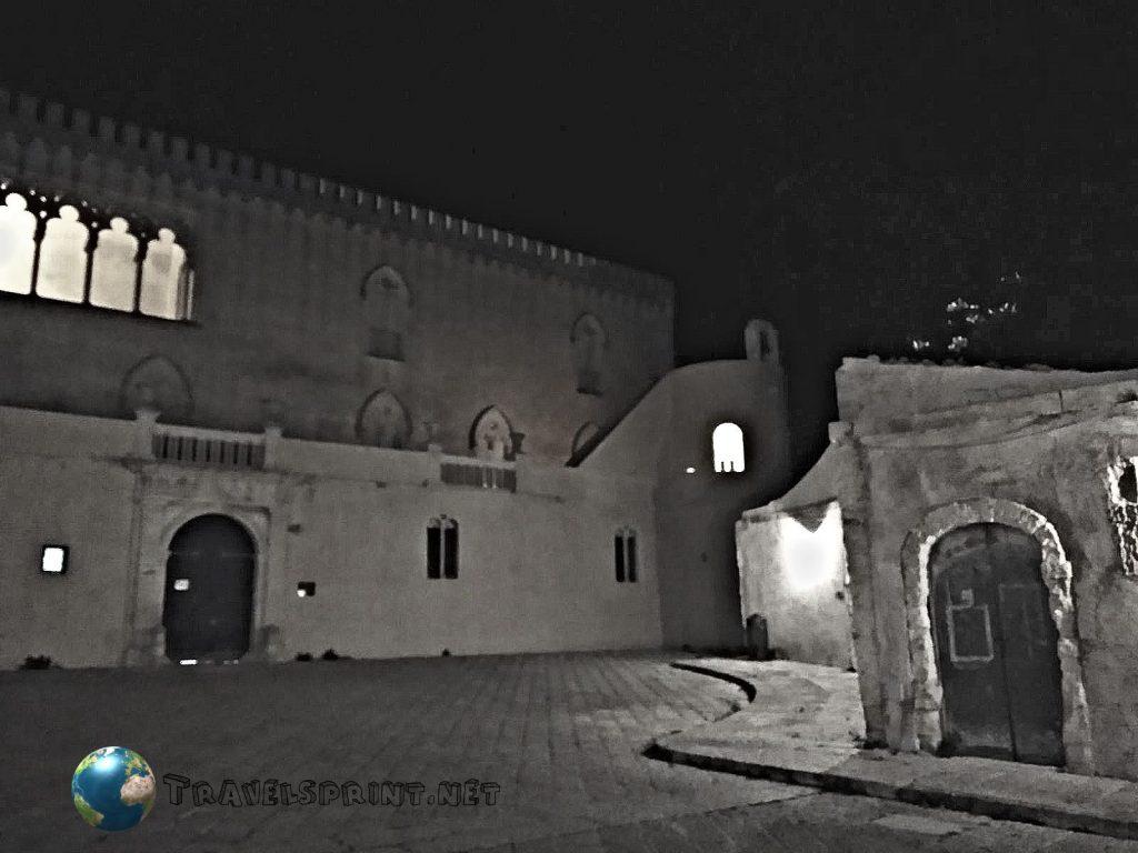 Castello di Donnafugata, sicilia, correre in sicilia