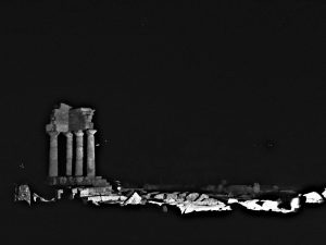Tempio dei Dioscuri, Valle dei templi, correre in sicilia
