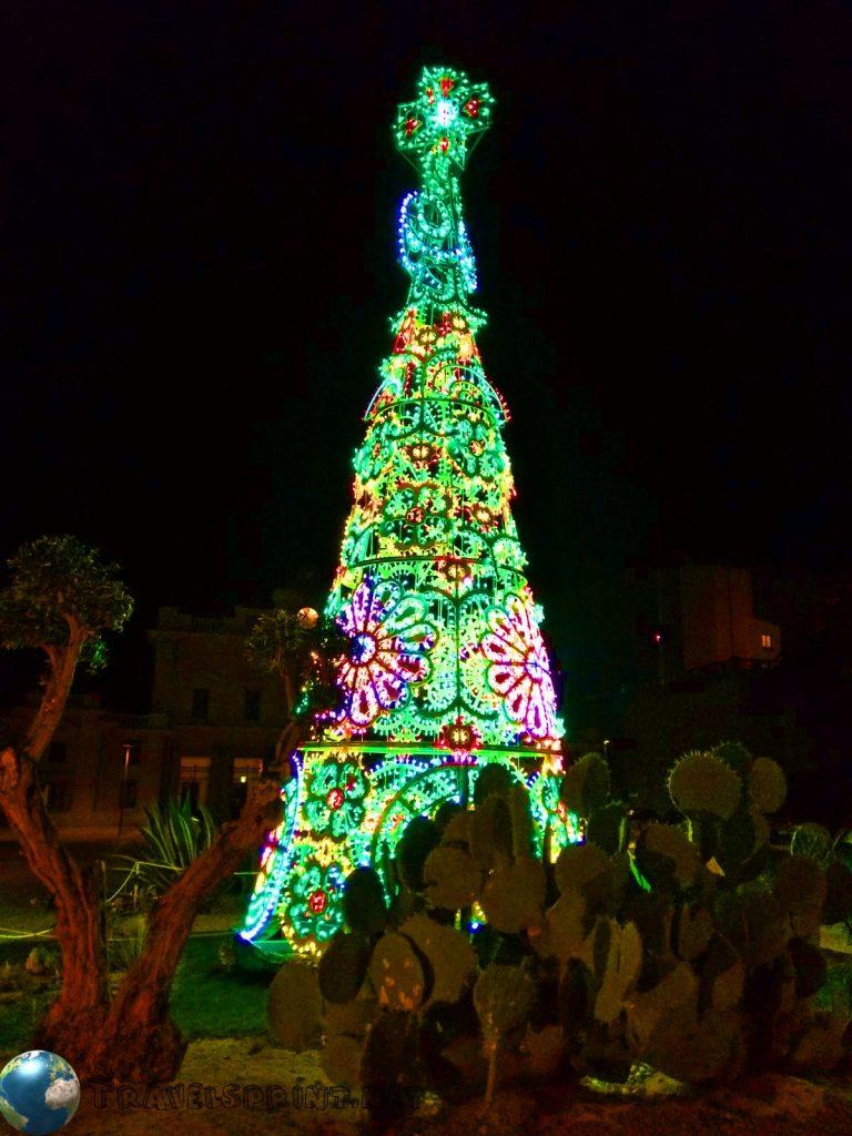 Natale ad Agrigento, correre in sicilia