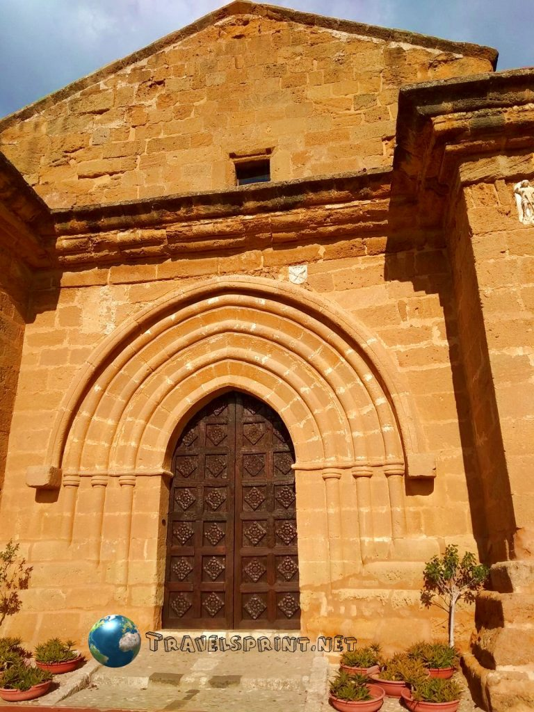 Chiesa di San Nicola, agrigento, correre in sicilia