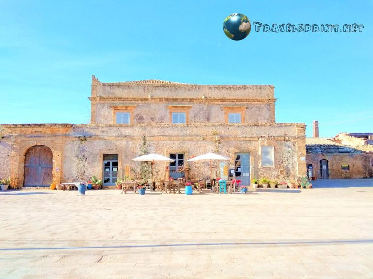 Palazzo Villadorata. Marzamemi, correre in sicilia