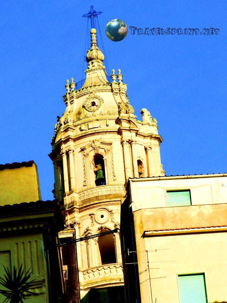 Chiesa di San Giorgio, modica, correre in sicilia
