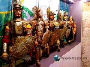 Museo dei Pupi, Siracusa, correre in sicilia
