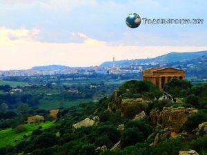 Valle dei Templi, correre in sicilia
