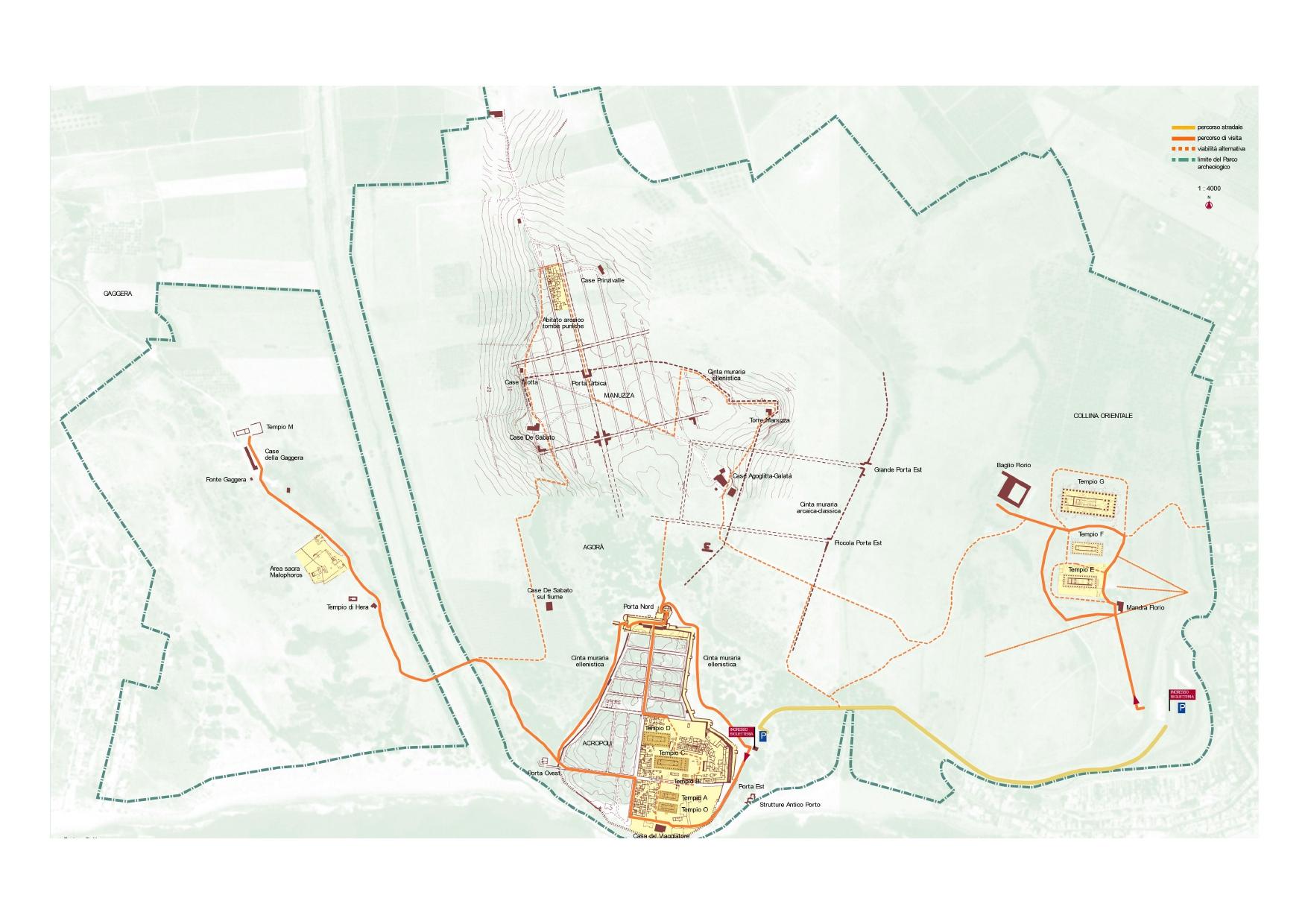 Cartina Sicilia Selinunte.Selinunte Marsala Trapani Erice Travelsprint