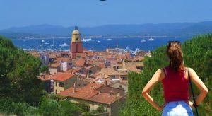 Virtual race a Saint Tropez, correre in costa azzurra