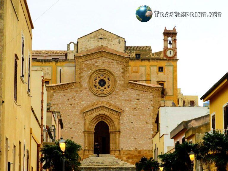 Santuario Maria Santissima di Custonaci, correre in sicilia