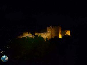 Fortezza medievale di Erice, correre in sicilia