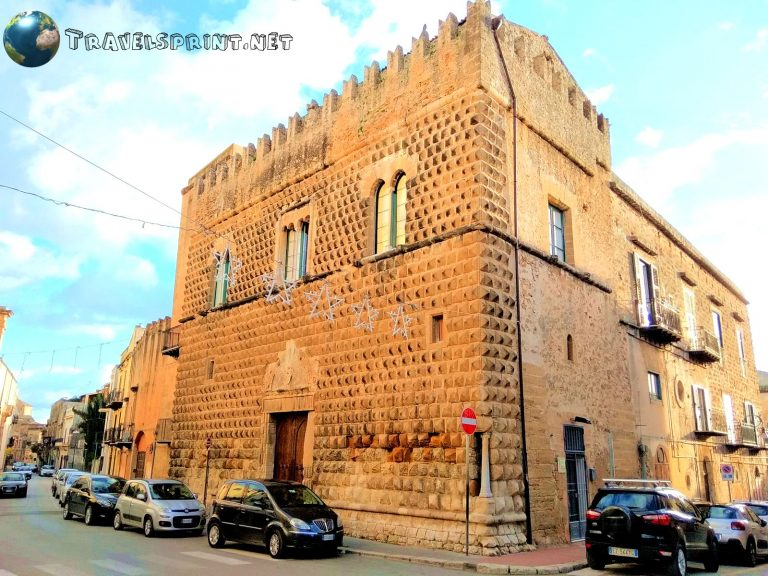 Palazzo Steripinto, scicli, correre in sicilia
