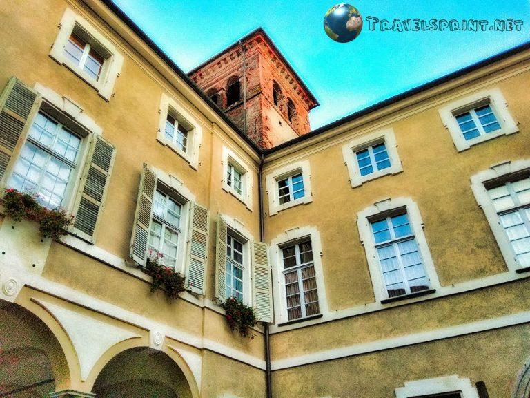 Palazzo Lamarmora, biella, correre a biella