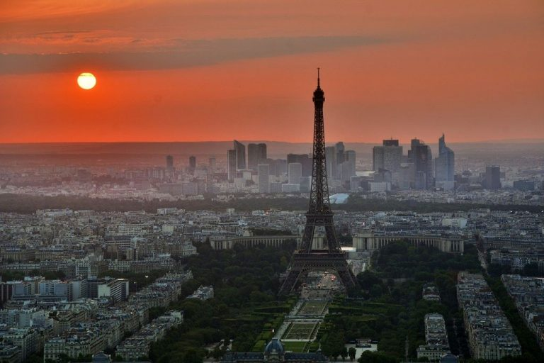Virtual Run a Parigi