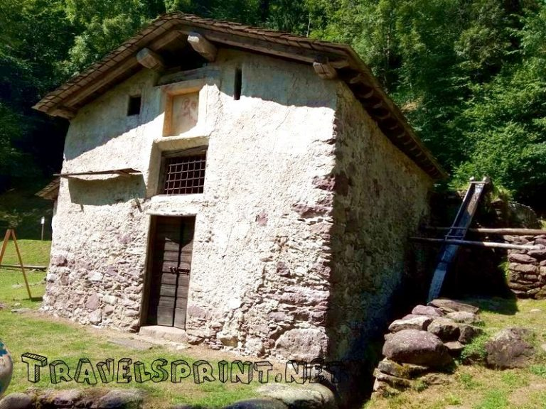Mulino di Baresi - correre in Valle Brembana