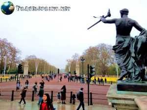 the-mall-buckingham palace-correre-a-londra
