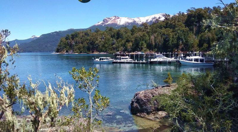 Patagonia, Villa La Angostura, correre
