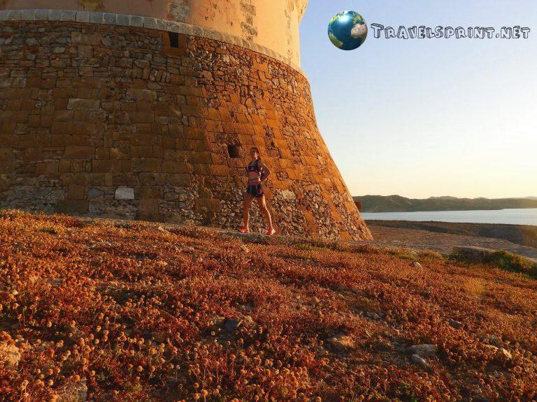 Corrrere a Minorca, Torre di Fornells