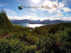 Mirador Belvedere, Villa La Angostura, correre in Patagonia