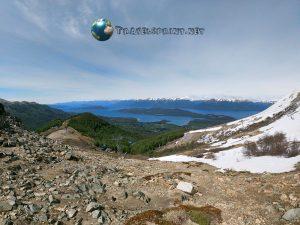 Cerro Bayo, correre in Patagonia