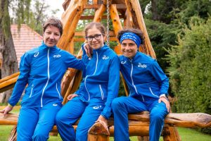 Chiara Giovando, Francesca Ghelfi, Silvia Rampazzo - Senior W, Team Italy, Wmrc long distance, villa la angostura