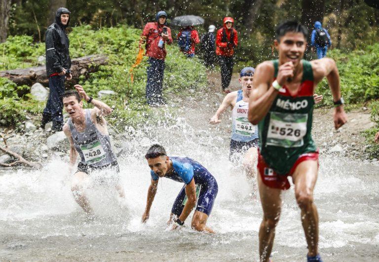 Prova Junior Maschile, World Mountain Running Championship Patagonia