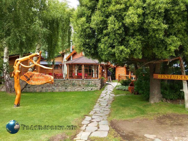 Villa Traful, correre in Patagonia