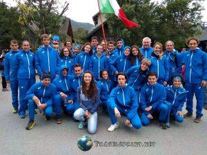 Team Italia, World Mountain Running Championship 2020, Villa La Angostura