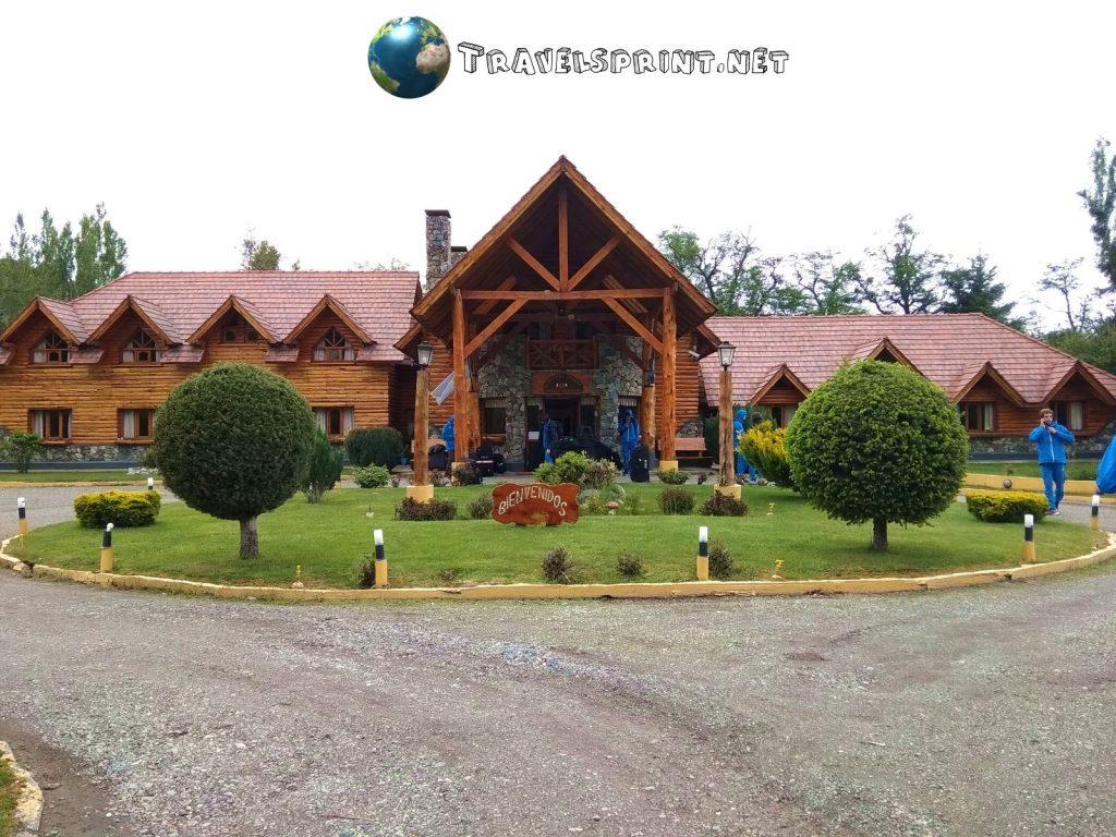 Hosteria Maitén escondido, villa la angostura, correre in patagonia