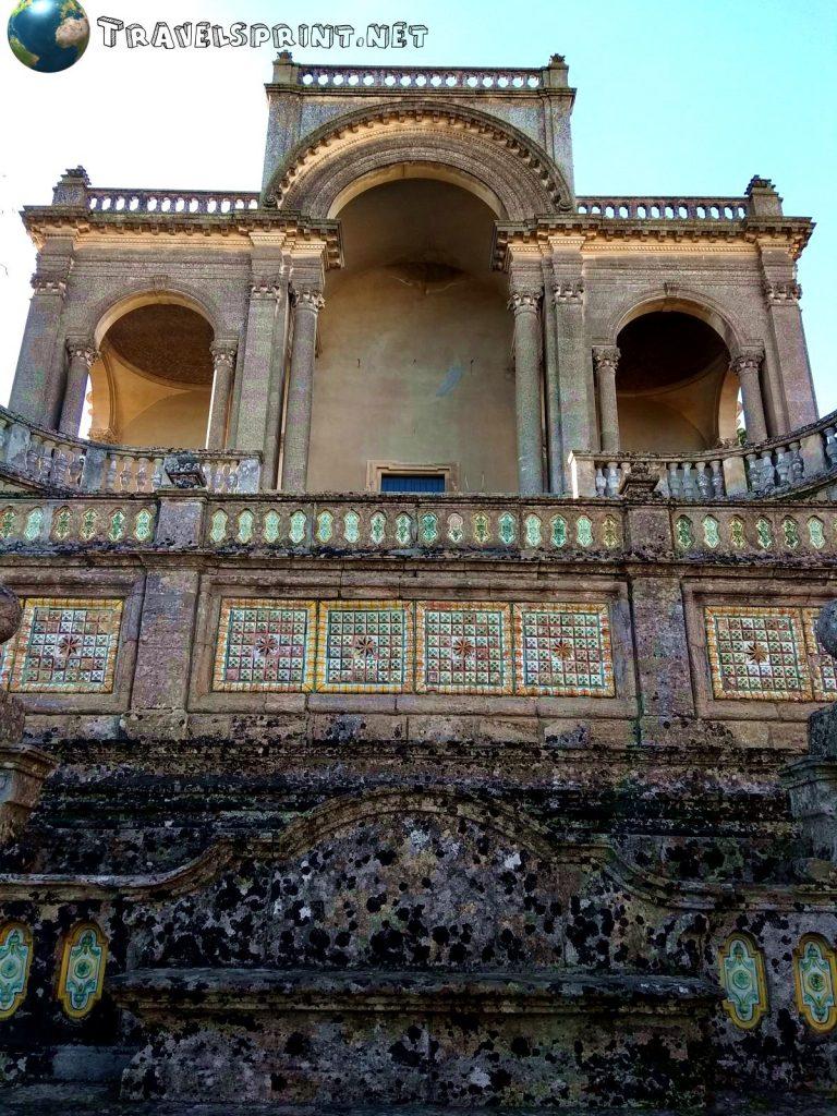 Museo della Ceramica, Caltagirone, correre in sicilia