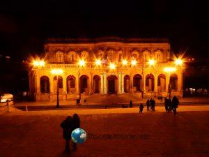 Palazzo Ducezio, Noto, correre in Sicilia