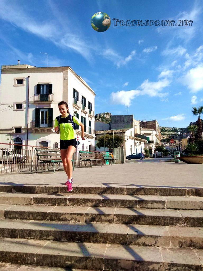 Scicli, correre in sicilia