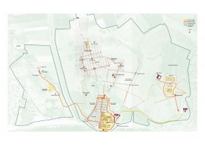 Mappa parco archeologico selinunte