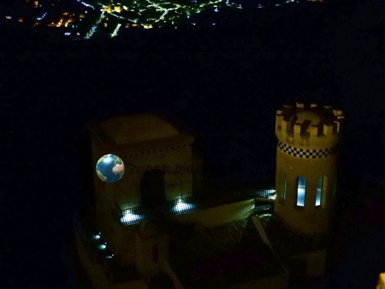 Torretta Pepoli, erice, correre in sicilia