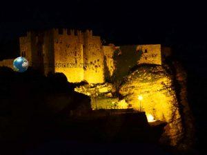 Castello di Venere , erice, correre in sicilia