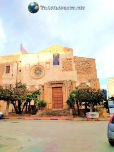 Chiesa del Carmine, Sciacca, correre in sicilia