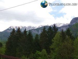 Vista da Bordogna - Roncobello, correre in valle brembana