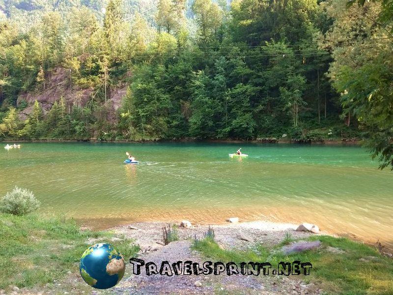 Brembo Kayak, weekend in valle brembana